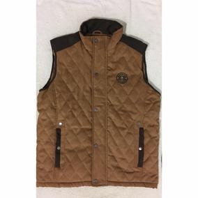 c614714ffd871 Colete Masculino Polo Wear Caramelo Novo