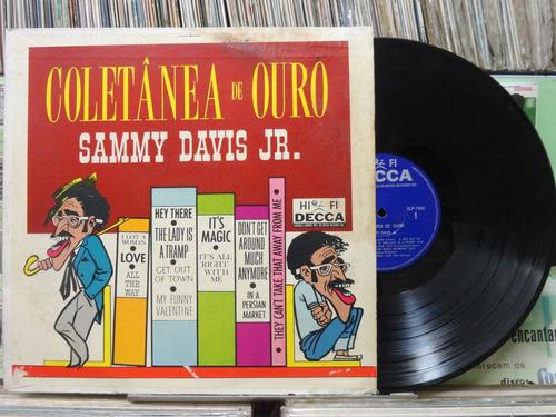 coletânea de ouro sammy davis jr. lp decca alta fidelidade