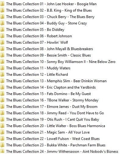 Coletâneas Jazz & Blues + New Age Pendrive Músicas Mp3