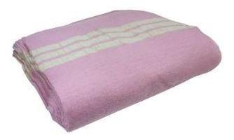 coleto 3 rayas rosado o azul 67 cm x 50 cm (12 unidades)