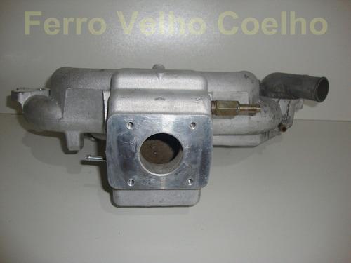 coletor admissão effa zhongyi 2010 com válvula termostática