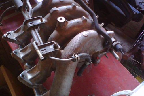 coletor admissão motor
