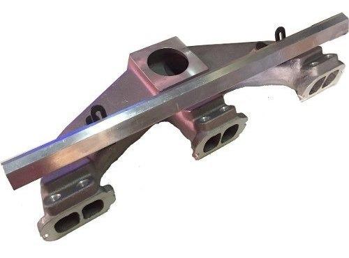 coletor admissão para opala 6c injetado injeção c/ flauta