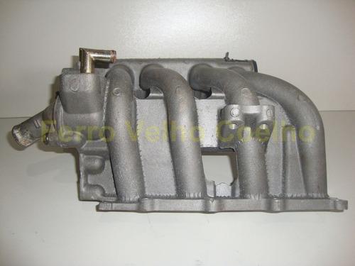 coletor de admissão effa m100 2011 c/ válvula termostatica