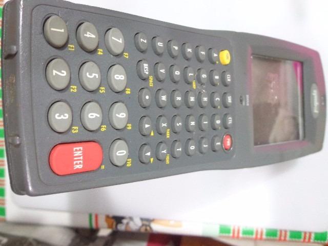 Coletor De Dados Motorola Pdt 6846 Symbol Sem Bateria Novo R 59