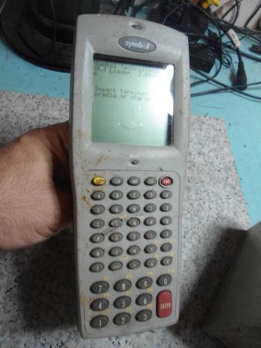 coletor de dados symbol mod. pdt-6840 - no estado