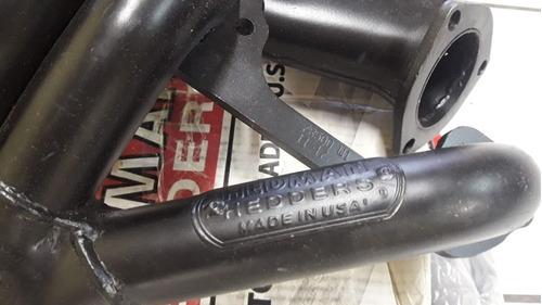 coletor de escape curto hedman 318 charger dart magnum v8