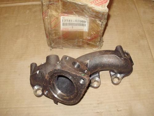 coletor de escape - toyota camry 91/96 - 6cc