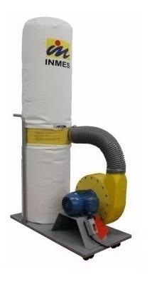 coletor de pó 2entrada 1reservatório trifásico em200a inmes