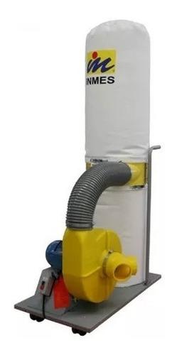 coletor de pó 2entradas 1reservatório trif 2cv em-200a inmes