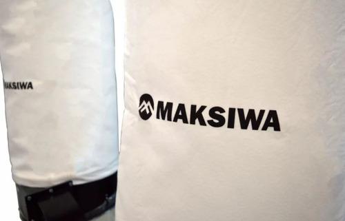 coletor de pó eco 3 bocas 2 reservatórios - cpd/3.c maksiwa