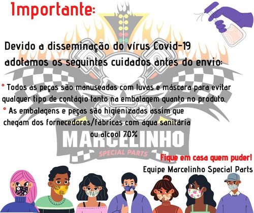 coletor escape turbo e admissão om 366  1218 1418 1620 1720