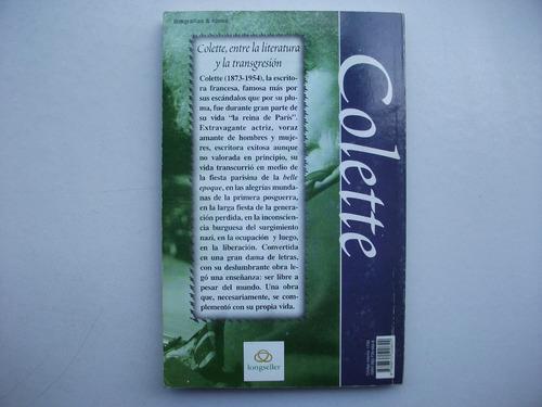colette - literatura y transgresión - soledad vallejos