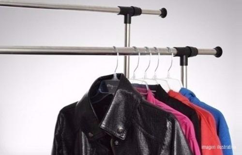 Colgador de ropa doble el container en - Colgador de camisas ...