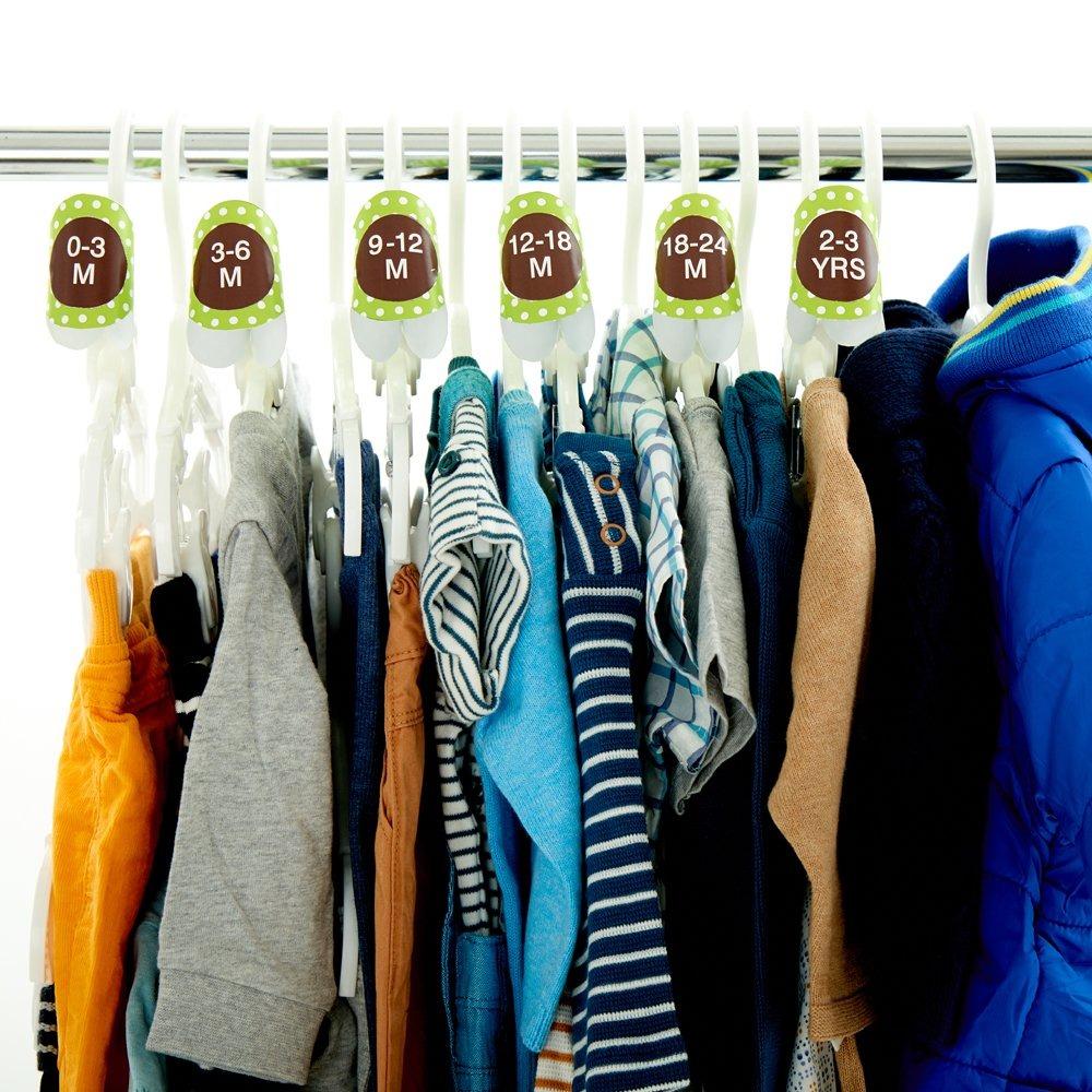 Perchas extensibles para ropa de ni/ños Grohanger