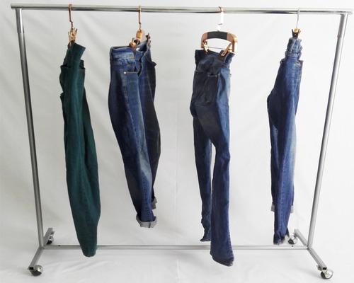 colgadores y exhibidores para ropa industria peruana