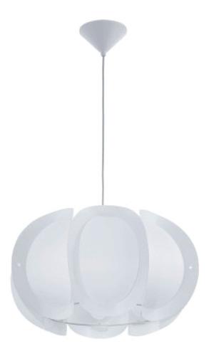 colgante bercedo, color blanco - elgo eg0124