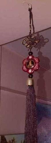 colgante chino aprox 24 cm de largo