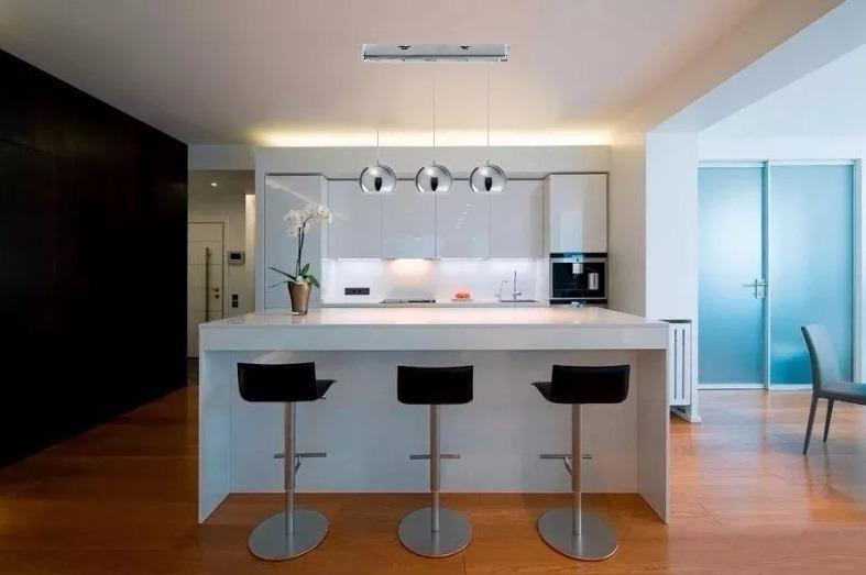 Colgante Cobre Apto Led 3 A Rosca Ideal Cocina Monoambientes ...