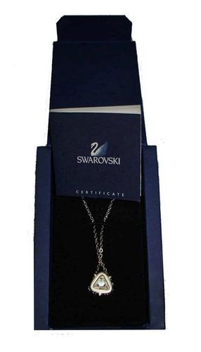 colgante cristal  swarovski  original   caja y certificado