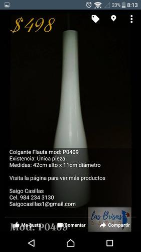 colgante de flauta p0409