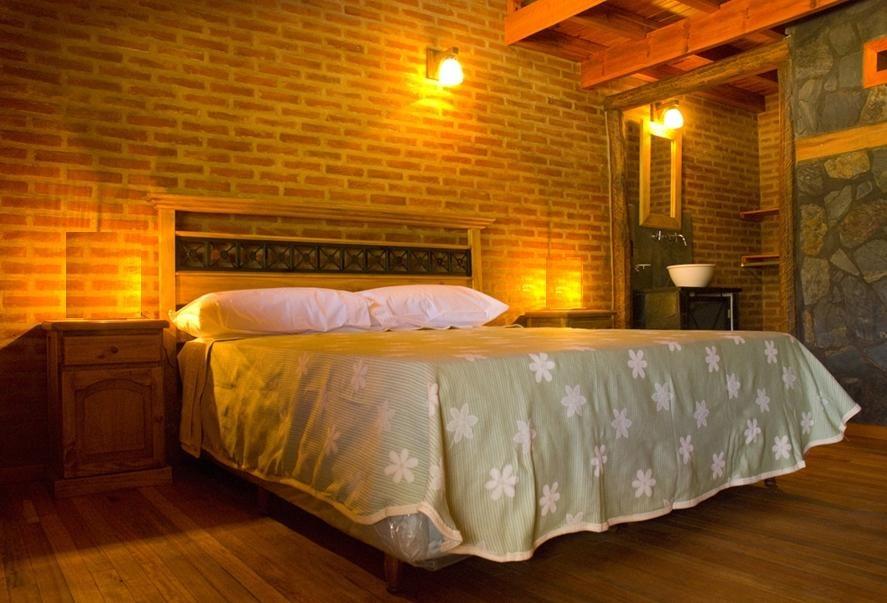 colgante de techo luz tulipa grande rustico madera hierro
