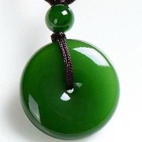 e2805efa2060 Colgante Piedra Jade Verde en Mercado Libre Chile