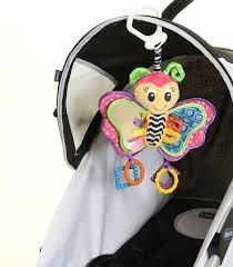 colgante mariposa bebe. bodoquitos