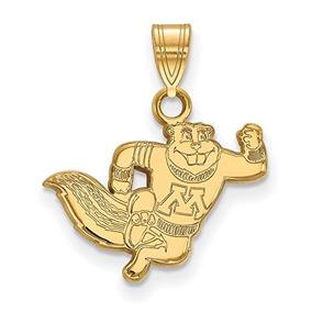 8c9e47bed9f5 Colgante Pequeño De Minnesota (1 2 Pulgada) (14k De Oro Ama