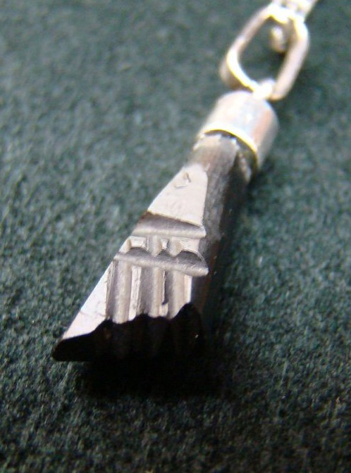 Piedra azabache en chile