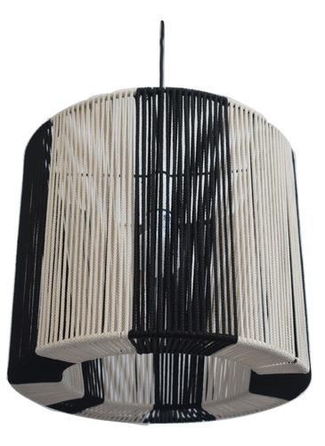 colgante textil kiron artelamp