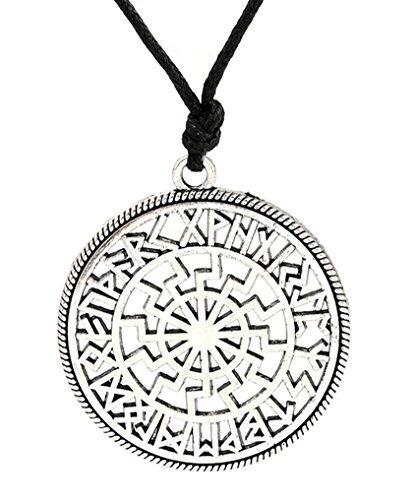 colgante vikingo colgante nordic runes talisman jewelry