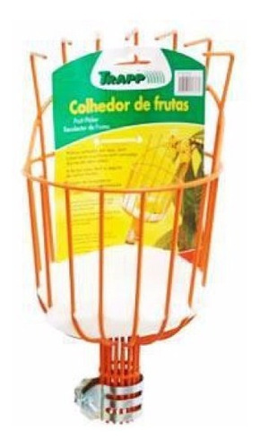colhedor de frutas ft20750 trapp c/ frete gratis