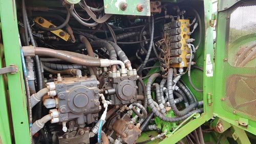 colhedora de c. picada john deere 3520 ano2011  jj caminhões