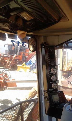 colhedora de cana santal s5010e ano 2012 jj caminhões