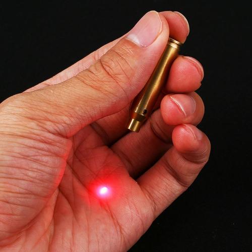 colimador 223 rifle pistola red dot bore sighter caceria