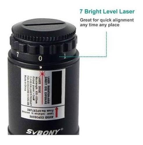 colimador  a laser +  adaptador 2  - telescopio