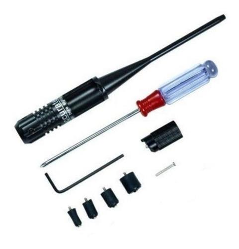 colimador rojo laser universal mira tiro deportivo caceria