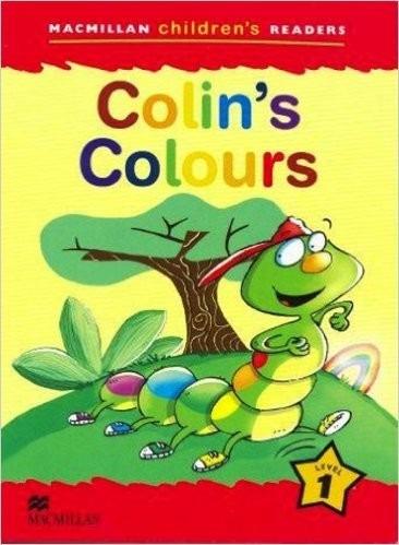 colin s colours - macmillan childrens readers level 1