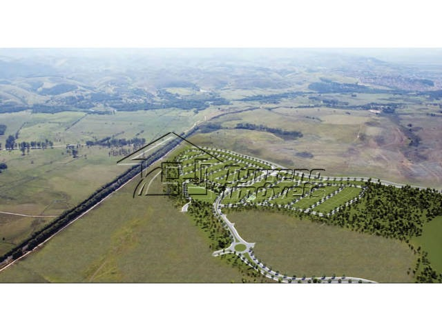 colinas do paratehy - 600 m² - liberado para construção - urbanova