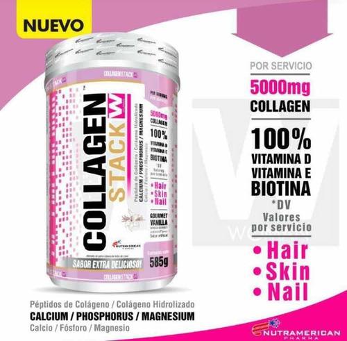 collagen hidrolizado en polvo