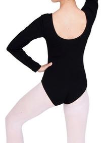 3bdbf00027 Collant De Manga Longa Ballet - Calçados, Roupas e Bolsas com o Melhores  Preços no Mercado Livre Brasil