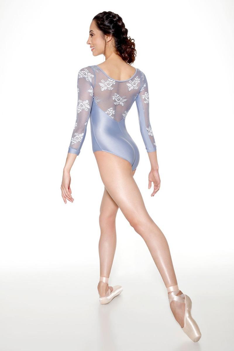 6409cfbd21 Collant Body Manga Para Ballet Só Dança Sd1275 - R$ 185,00 em ...