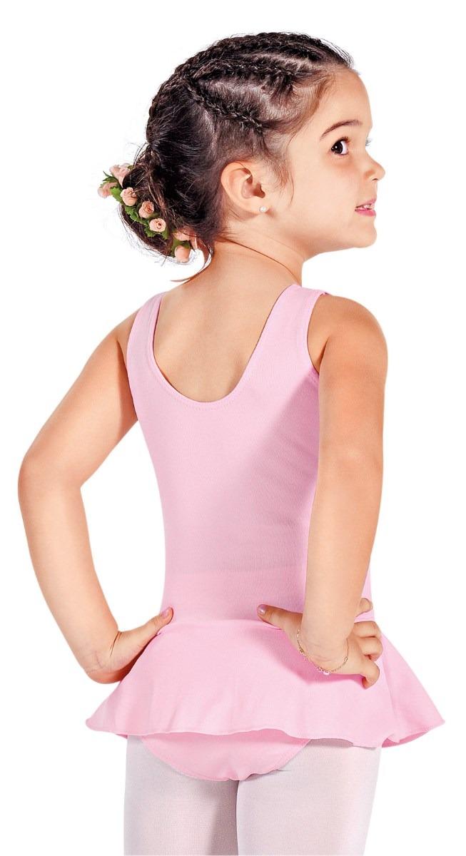 e27ec8fcbd collant regata c  saia infantil ballet só dança - em helanca. Carregando  zoom.