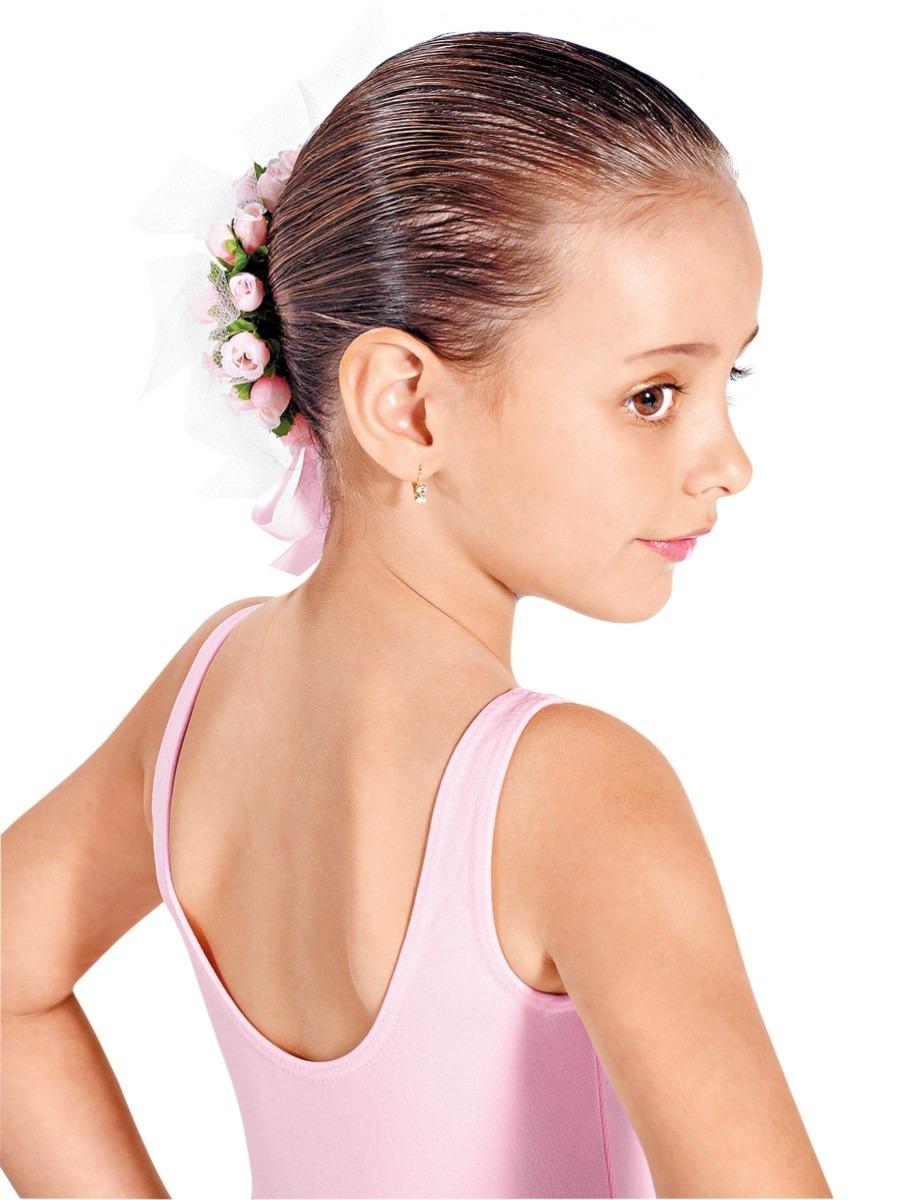 28ecb6a504 collant regata infantil ballet em helanca só dança - a009. Carregando zoom.
