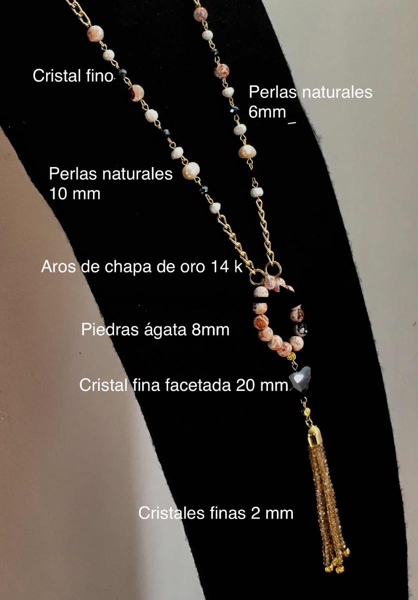 b8855445f26b Collar 110 Cm De Perlas Naturales