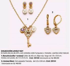 973de30ce174 Precious Aretes 12 Pares De - Collares y Cadenas en Mercado Libre Perú