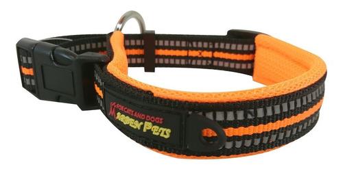 collar acolchado para perros talla s pethome chile