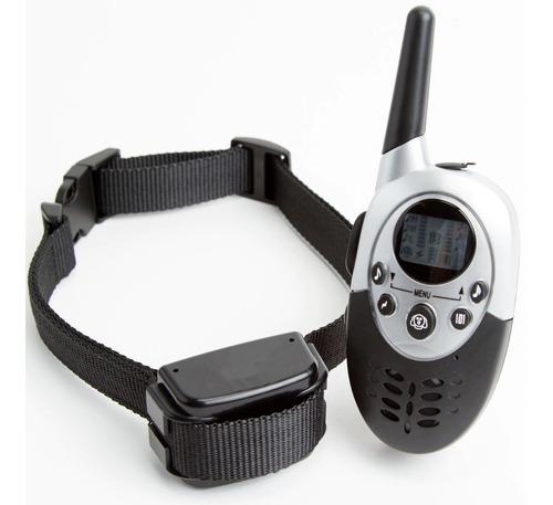 collar adiestramiento c/ remoto recargable a/p agua traine1