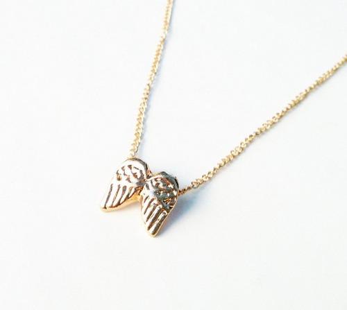 collar alas con forma alas fashion elegante novios potter tb